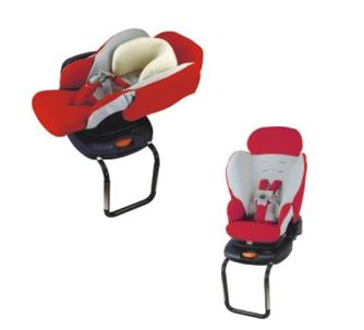 635 J-Fix Carseat & Bed #67004 RD (Less 19%)