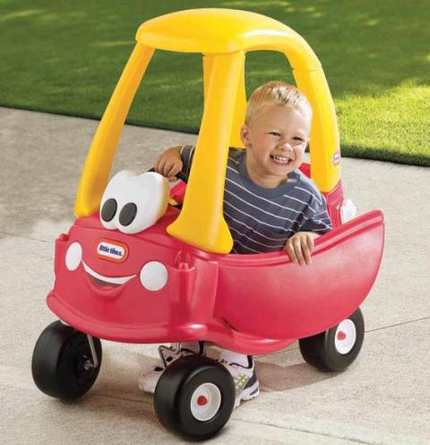 Cozy Coupe 30th Anniversary Edition (Less 10%) **OUT OF STOCK**
