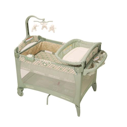 playpen/bassinet | gubibaby