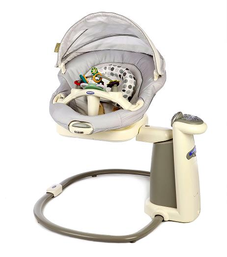 Graco Sweetpeace Infant Soothing Swing 1g92zene Gubibaby