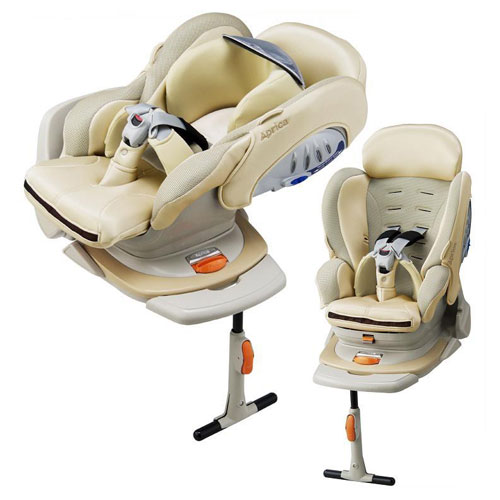 J Turn 739 W Thermo Carseat Bed 93420 BE