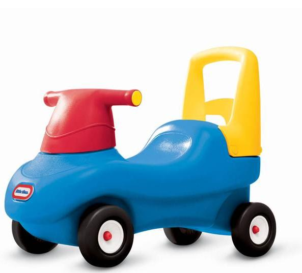 Little Tikes Deluxe Cozy Coupe Convertible Car Hot Girls