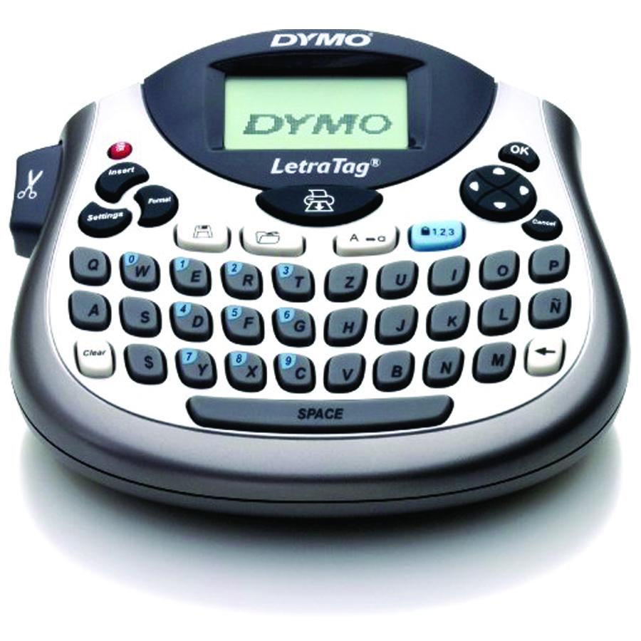 DYMO LETRATAG LT-100T   gubibaby