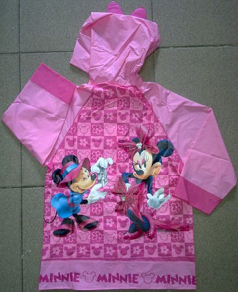 Minnie Mouse - Back